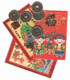 Chinese New Year Customs - Red Packets