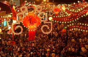Chinese New Year Around The World
