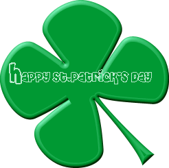 Happy St Patrick Day SMS